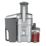 Cuisinart CJE-1000, 1000 Watt 5 Speed Juice Extractor