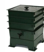 Worm Factory DS3GT Indoor Worm Composter