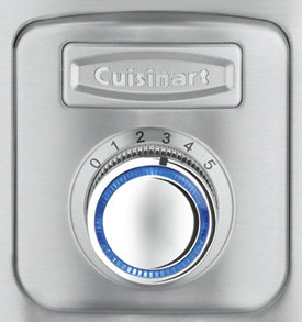 Cuisinart speed control dial