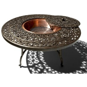 Strathwood Fire Pit Table